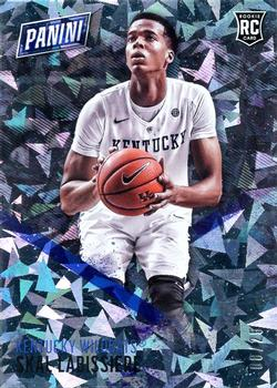 2016-17 Panini Day - Cracked Ice #87 Skal Labissiere Front