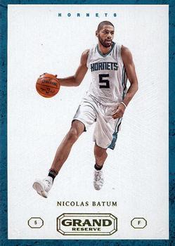 Nicolas Batum 2016-17 Panini Prizm Starburst PRIZM Basket-ball card!!!