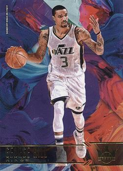 2017-18 Panini Court Kings #38 George Hill Front