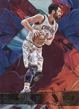 2017-18 Panini Court Kings #61 Kevin Love Front