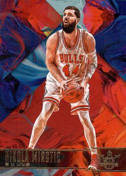 2017-18 Panini Court Kings #79 Nikola Mirotic Front