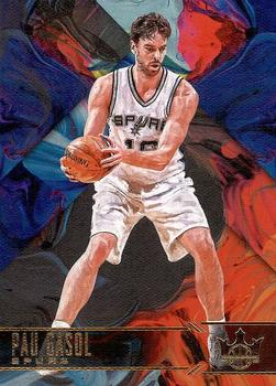 2017-18 Panini Court Kings #83 Pau Gasol Front