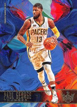 2017-18 Panini Court Kings #84 Paul George Front