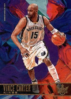 2017-18 Panini Court Kings #98 Vince Carter Front