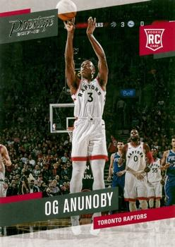 2017-18 Panini Prestige #173 OG Anunoby Front