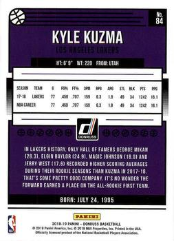 2a4c025d0c7 Kyle Kuzma Gallery | The Trading Card Database