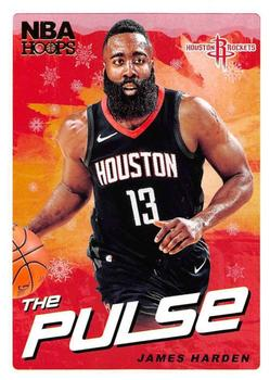 2018-19 Hoops Winter - The Pulse #TP-7 James Harden Front