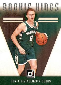 4bc307442 2018-19 Donruss - Rookie Kings  23 Donte DiVincenzo Front