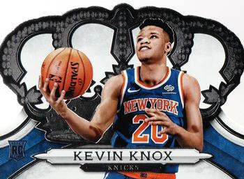 2018-19 Panini Crown Royale #101 Kevin Knox Front