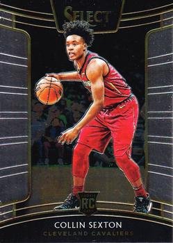 2018-19 Panini Select #75 Collin Sexton Front
