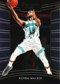 2018-19 Panini Select #88 Kemba Walker Front