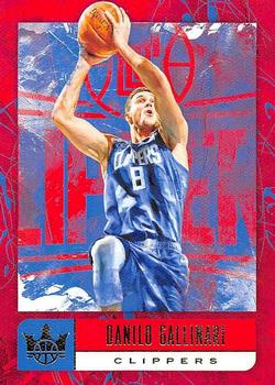 2018-19 Panini Court Kings #7 Danilo Gallinari Front