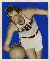1948 Bowman #69 George Mikan Front