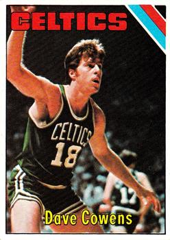 1975-76 Topps #170 Dave Cowens Front