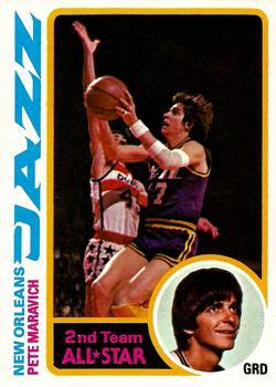 1978 Topps Pete Maravich