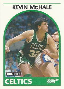 1989-90 Hoops #280 Kevin McHale Front
