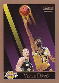 1990-91 SkyBox #135 Vlade Divac Front