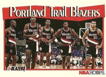 The Trading Card Database | Portland Trail Blazers Gallery
