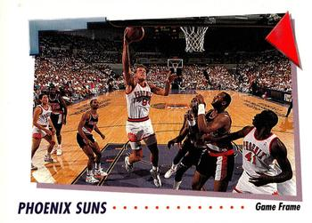1991-92 SkyBox #425 Phoenix Suns Front