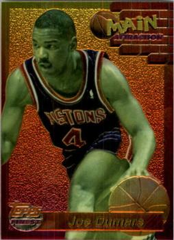 1993-94 Finest - Main Attraction #8 Joe Dumars Front