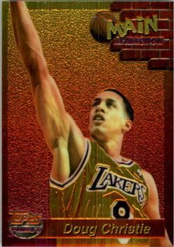 1993-94 Finest - Main Attraction #13 Doug Christie Front