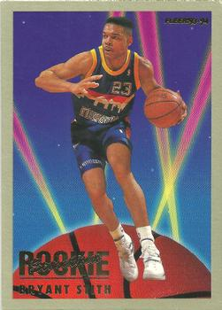 1993-94 Fleer - Rookie Sensations #22 Bryant Stith Front
