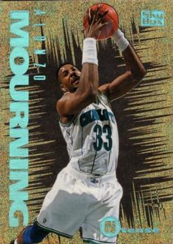 1994-95 E-Motion - N-Tense #N6 Alonzo Mourning Front