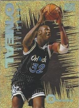 1994-95 E-Motion - N-Tense #N7 Shaquille O'Neal Front