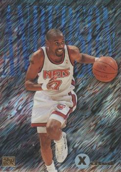 1994-95 E-Motion - X-Cited #1 Kenny Anderson Front