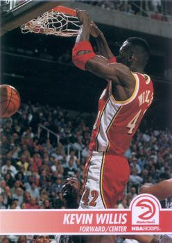 1994-95 Hoops #7 Kevin Willis Front