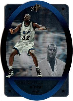 1996 SPx #35 Shaquille O'Neal  Front