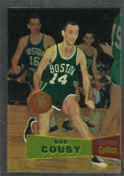 1996-97 Stadium Club - Finest Reprints #10 Bob Cousy Front