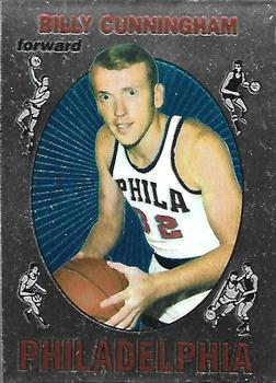 1996-97 Stadium Club - Finest Reprints #12 Billy Cunningham Front