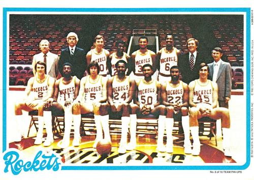 1980-81 Topps - Team Posters Basketball - Gallery | The ...