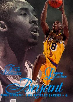1996-97 Flair Showcase Row 2 - Legacy Collection Row 2 #31 Kobe Bryant Front