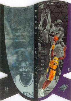 1997 SPx - Holoview Heroes #H15 Shaquille O'Neal Front