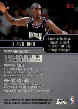 Collection Gallery - jeeyeeii - Chris Webber | The Trading