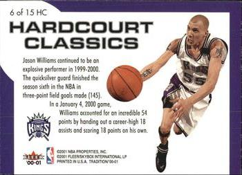 jason williams stats