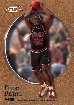 2000-01 Fleer Futures - Copper #194 Elton Brand Front