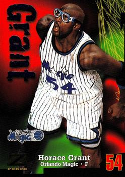 1997-98 SkyBox Z-Force #171 Horace Grant Front