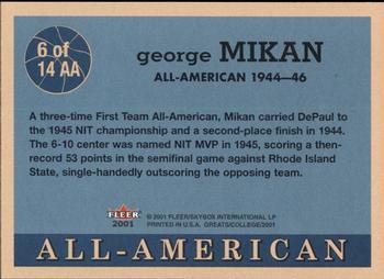 George Mikan Depaul