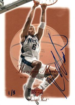 2002-03 Upper Deck Ultimate Collection - Buybacks #55 Kenyon Martin / 01-2UDSweetS Front