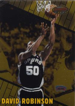 1999-00 Bowman's Best #84 David Robinson Front