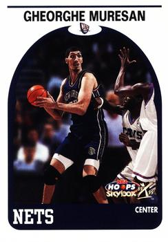 1999-00 Hoops Decade #140 Gheorghe Muresan Front