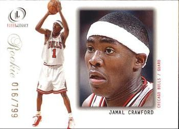 6d681ebc Jamal Crawford Gallery | The Trading Card Database