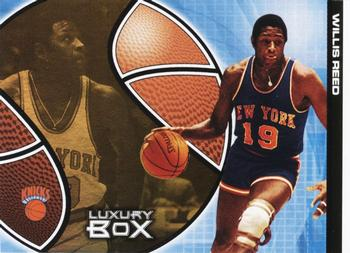 2004-05 Topps Luxury Box - Luxury Box #146 Willis Reed Front