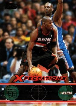 2001-02 Topps Xpectations #41 Ruben Patterson Front