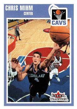2002-03 Fleer Tradition #19 Chris Mihm Front