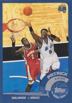2002-03 Topps #33 Patrick Ewing Front