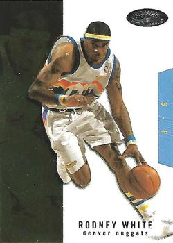 2003-04 Hoops Hot Prospects #72 Rodney White Front